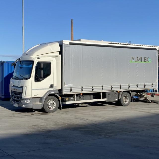 Nákladné vozidlo DAF